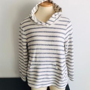 Old Navy Casual Striped Hoodie